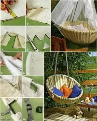 Fabric Hammock Chair Praktic Ideas