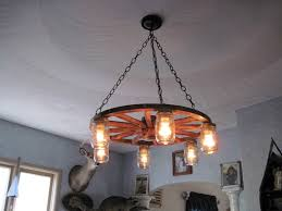 awesome diy rustic chandelier