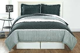 black and white polka dot bedding queen lala bash canada gold set dots pink home improvement marvellou