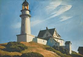 to the lighthouse by nathaniel rich the new york review of books edward hopper lighthouse at two lights 1929