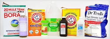 borax liquid castile soap baking soda citric acid white vinegar hydrogen