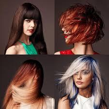 Barvy Pro Moderní účesy Podle Rodney Wayne Vlasy A účesy