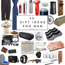 42 gift ideas for men for