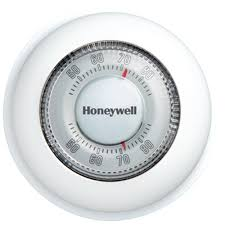 honeywell yct87k1003 the round heat only manual thermostat honeywell mercury thermostat not working at Honeywell Round Thermostat Wiring Diagram