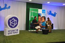 """UNICEF Kenya on Twitter: """"""""#InternetOfGoodThings empowers you to make  informed decisions around health, finances, education, skills & career  building, positive parenting, ending violence, emergency information & so  much more 💪🏽"""" Priscilla Ofori-Amanfo -"""