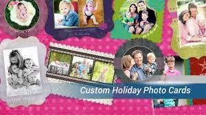 Choose Custom Holiday Photo Cards - YouTube