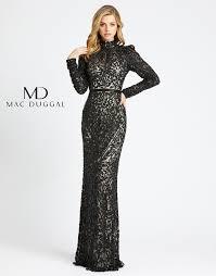 4729d Mac Duggal Evening Dress