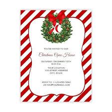 christmas open house flyer christmas open house flyer template free christmas open house flyer