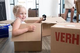 Verhuizen Met Jonge Kinderen Consumentenbond