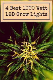 200 Watt Grow Light 1000 Watt Led Grow Light Top 4 Lights For Sale In 2019