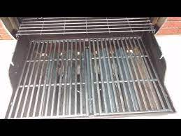 weber genesis ii total grill cleaning