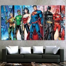 justice league incredible art design