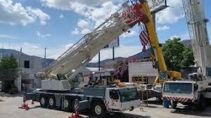 Crane Liebherr Ltm 1220 5 In Mexico