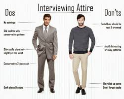 attire do s and don ts for interview season com dress 3