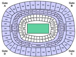 43 Meticulous Seating Chart For Giants Stadium