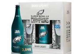 Bud Light Marketing Jobs Bud Light Still Toasting Eagles Super Bowl Win To Sell