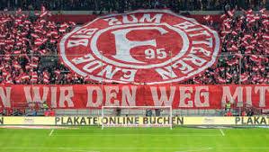 Fortuna werd voorlaatste in de stadsliga düsseldorf en omdat de vier reeksen werden samengevoegd moest de club een stap terugzetten. Werder Bremen Gegen Fortuna Freier Ticketverkauf Fur Fans Gestartet Fan Stube