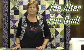 Make the Alter Ego Quilt Using Layer Cakes! - YouTube &  Adamdwight.com