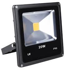 20w led floodlight outdoor flood lights led fixtures daylight white le
