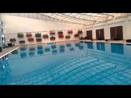 Half Olympic size Pool YouTube