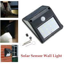solar wall lights bunnings powered led light transitional outdoor inside motion sensor garden with regard to