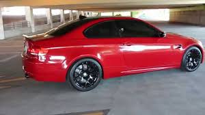 Coupe Series e92 bmw m3 for sale : 2008 Custom BMW M3 E92 Coupe Competition Exhaust Melbourne Red ...