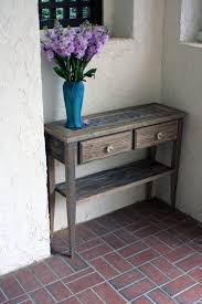 small entryway furniture. image of rustic small entryway table furniture a