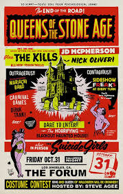 flyers forum win tickets to queens of the stone age halloween with the kills at