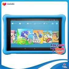 TRẢ GÓP 0%] Máy Tính Bảng Kindle Fire HD10 Kids Edition - Proof Case (32GB) giá  rẻ 4.989.000₫