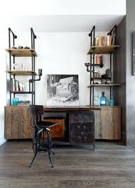 home office unit. Home Office Floating Shelves Shelving Unit Crafted Throughout Design Small N