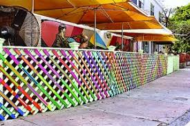 Buena Vista Deli celebrates art with mural fence installation