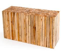 Natural Furniture Solid Wood Organic Decor Unique Designs Wood Sofa