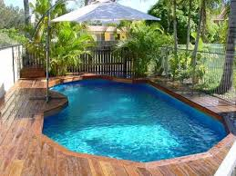 above ground pool with deck surround. Build Small Deck For Above Ground Pool With Surround