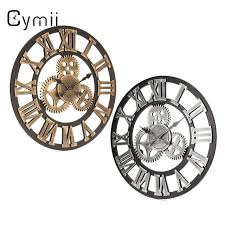 Home officevintage office decor rustic Epic Cymii 60cm 3d Retro Industrial Large Gear Wall Clock Rustic Wooden Luxury Art Vintage Home Office Cymii 60cm 3d Retro Industrial Large Gear Wall Clock Rustic Wooden