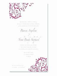 Online Wedding Invitation Templates Unique Free Line Wedding
