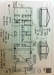 Modify a Stock House Plan   Building A Country House   House Plans    First Fully Bid Out Budget Arrives