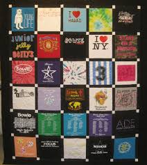 T-shirt Quilt Service | Over The Top Quilting Studio & T's with sashing & cornerstones Adamdwight.com