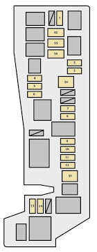 toyota corolla fuse boxes locations years 2002 to 2015 and fuse 2002 toyota corolla fuse box diagram at Toyota Corolla Fuse Box Location