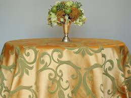 metallic gold plastic tablecloths