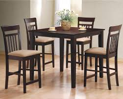 table chairs vincent mango acacia