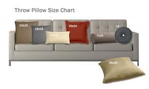 regular pillow size. Plain Regular Pillow Size Chart And Regular D