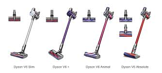 Dyson Stick Vacuum Comparison Chart Dyson Vacuum Cleaners Comparison Chart