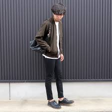 メンズカッコいいストリート系ファッションの着こなし術コーデ集