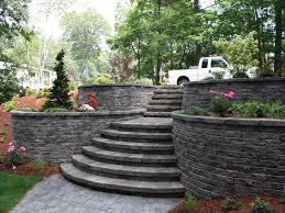 Small Picture Retaining Wall Ideas for Decorative Landscape Outdoor Beauty