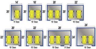 garage door sizes canadian garage door vancouver
