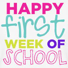 Ms. Amy's Montessorians | FIRST WEEK OF SCHOOL!