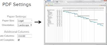 24 Comprehensive Microsoft Project Print Gantt Chart