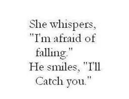 Scared To Fall In Love Quotes Gorgeous Image About Love In Quotes By Snow White On We Heart It