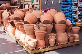 garden pots bernaville nurseries
