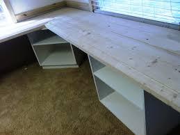 diy l shaped desk plans